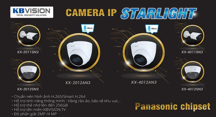 Phân loại camera IP phổ biến hiện nay