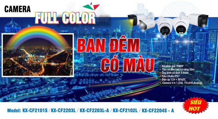 FullColor Camera
