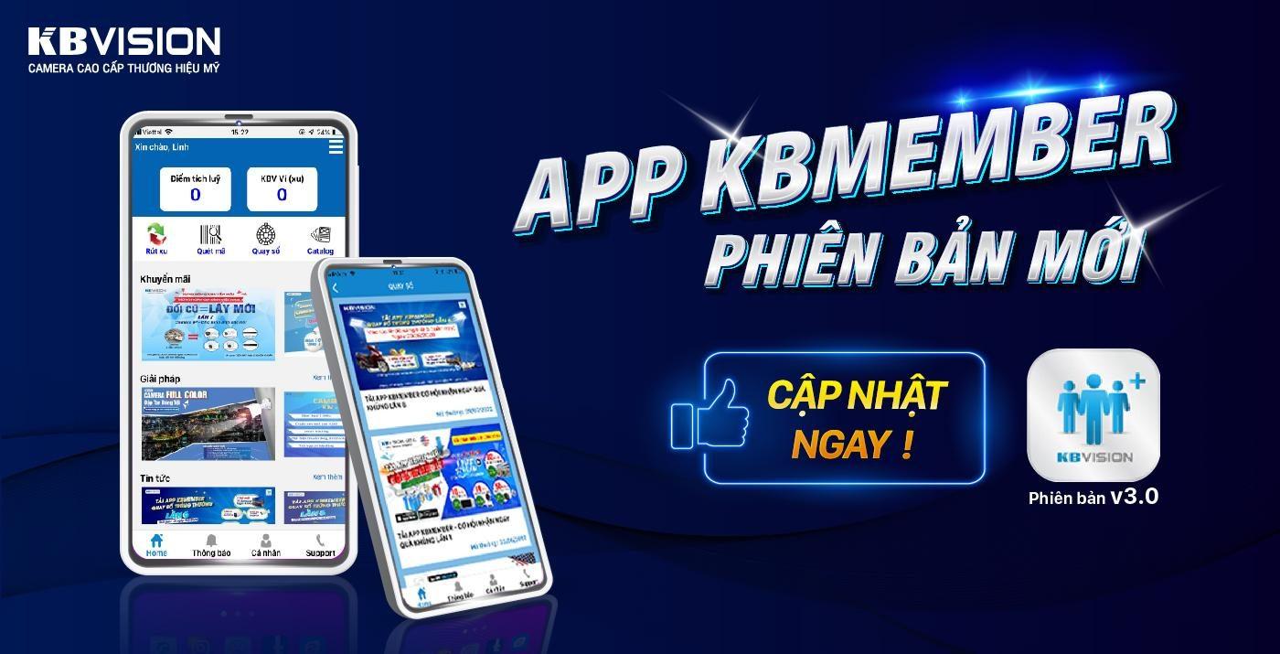 App KBMember version 3