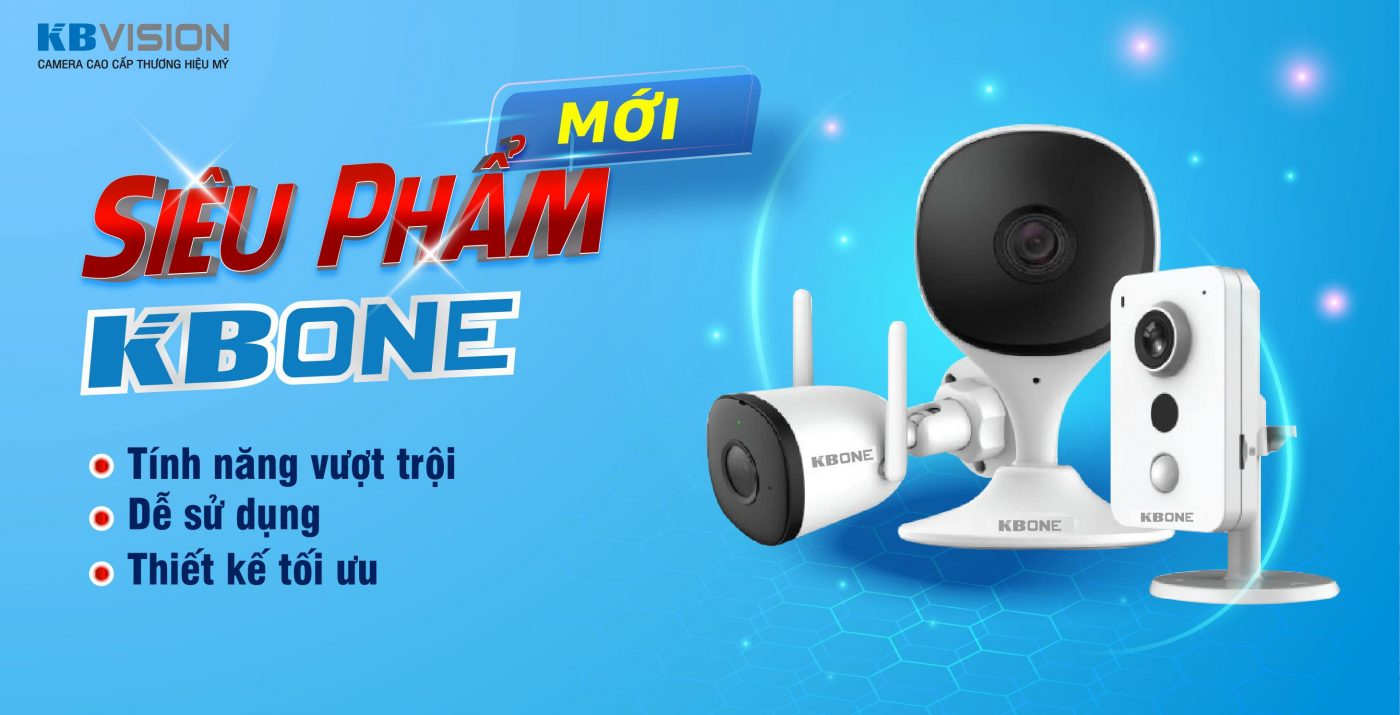 camera kb one mới