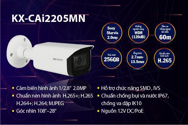 KX-CAi2205MN
