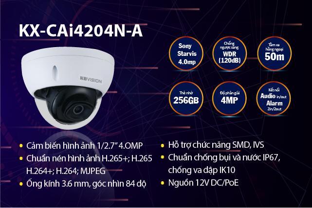 KX-CAi4204N-A