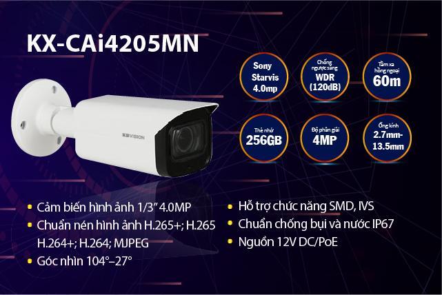 KX-CAi4205MN