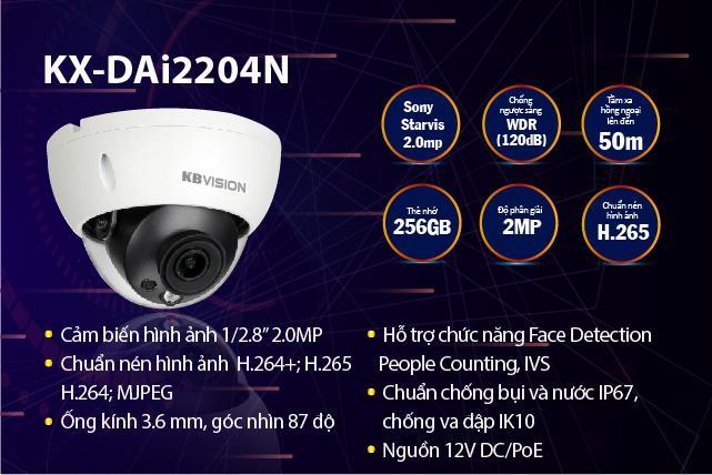 KX-DAi2204N