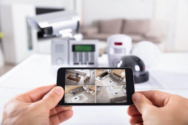 Mô hình hệ thống camera phổ biến hiện nay