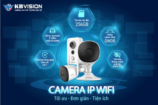 camera ip wifi KBvison
