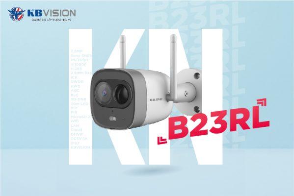 Lắp đặt camera quan sát B23rl KBvision giá rẻ tại Đống Đa